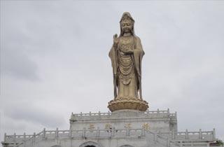游普陀山记 - 普陀山游记