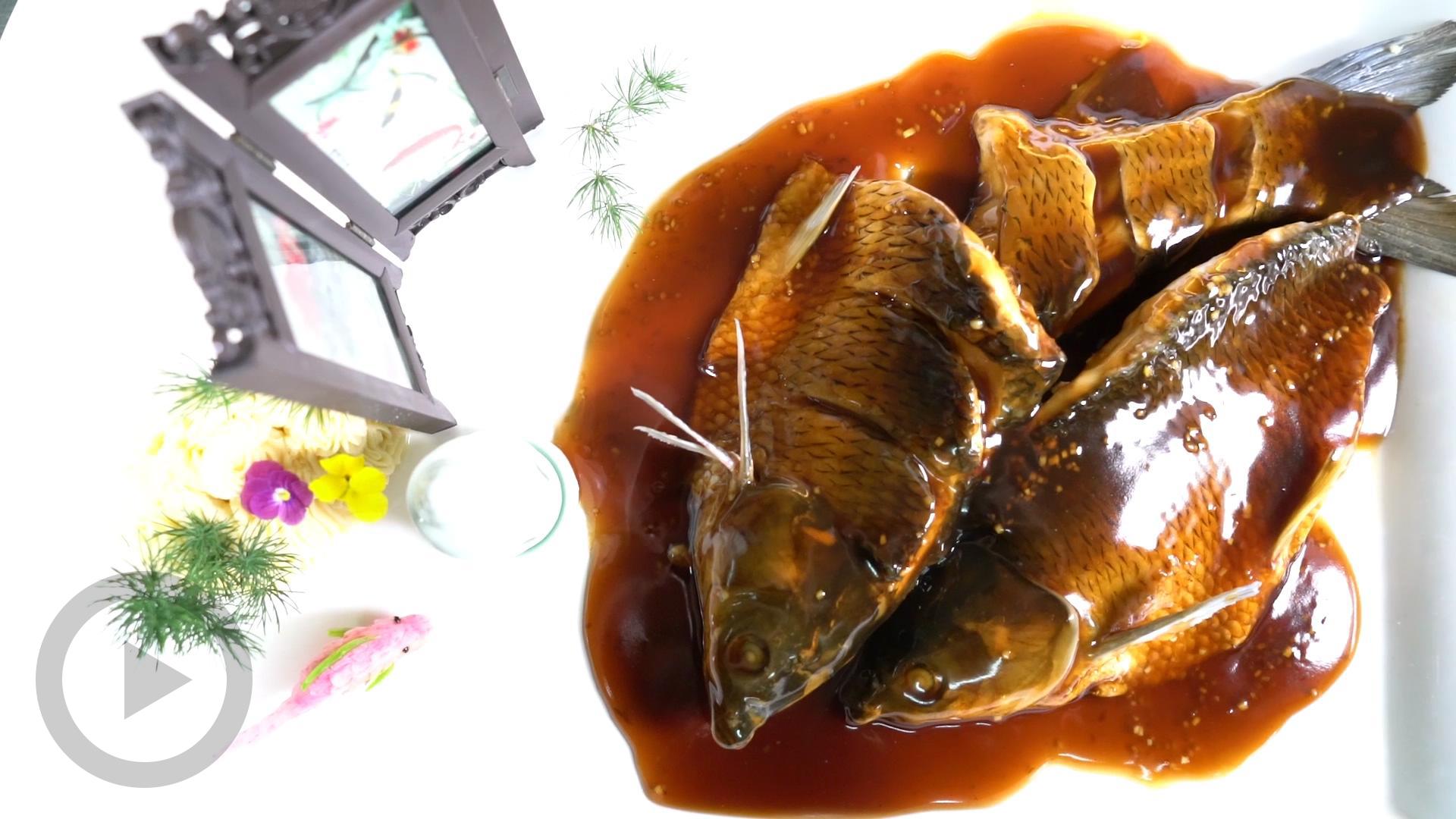 江南百工:西湖醋鱼