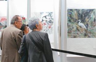 中国艺术展在墨西哥开幕