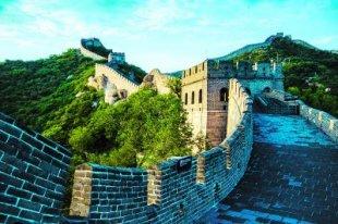 """中国与英国的""""长城对话"""